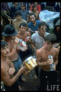 They say if you can remember being at the Woodstock Festival in 1969, then you probably weren't there. Funny thing is that I can't remember it, and I wasn'