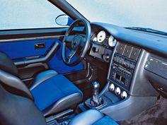 Interior Of Audi RS2 1994