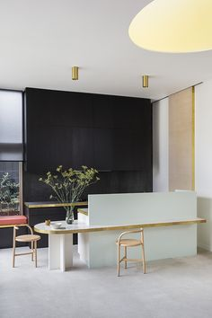 TDC: Dulux Colour Awards 2018. Single Residential Interior Winner. Percy St by Bagnoli Archiects. Photographer: Ari Hatzis