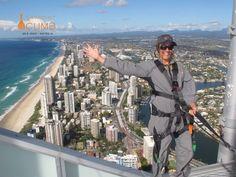 SkyPoint Observation Deck, Surfers Paradise, Australia — by Caz and Craig @yTravelBlog. TheSkyPointClimbtakesyoutothetopoftheQ1BuildinginSurfersParadise,Australia'stallestresidentialbuild...