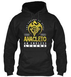 ANACLETO #Anacleto