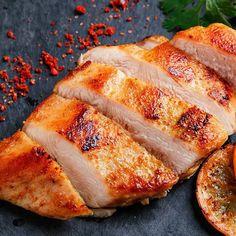 Recette Blanc de poulet rôti au beurre d'herbes : découvrez la préparation et les ingrédients de cette recette simple et délicieuse avec Ducros !