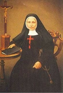 Blessed Mary Frances Schevrier