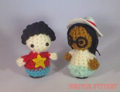 Steven Universe Amigurumi Pattern : FREE PDF Crochet Pattern for Amigurumi