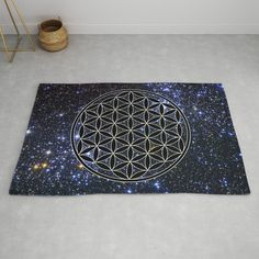 Flower of life in the space Rug Start it from the bottom, get it here. (Okay, maybe revised Drake lyrics aren't our thing.) What is our thing? Allowing you to express your style all over your home with a feature-worthy rug. Buy Flowers, Drake Lyrics, Flower Of Life, Your Style, Space, Rugs, Floor Space, Farmhouse Rugs, Rug