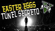 GTA 5 MISTÉRIO DO TÚNEL SECRETO NO MONTE CHILIAD [ GTA V SEGREDOS E EAST...