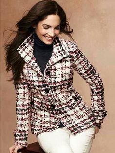 Love the classic style of Talbots.