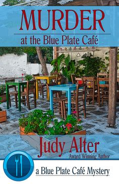 Have you read this? Second Blue Plate Mystery coming in February. Read this one first.