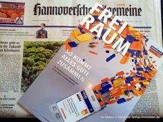 Da haben wir nicht schlecht gestaunt und auch erst auf den zweiten Blick erkannt, dass arthax-immobilien.de auf der Titelseite vom immobilienscout24.de Kundenmagazin Freiraum auf der Titelseite gelandet ist ;-) - gepinnt vom Immobilienmakler in Hannover: arthax-immobilien.de