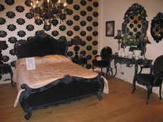 Antique Black Bedroom Furniture Magnificent Vintage Black Bedroom Furniture  Interior Paint Colors Bedroom 2018