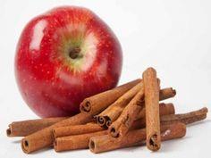 Receita Chá de maçã e canela para emagrecer e perder barriga