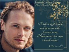 Fan art by Sam Heughan as James Alexander Malcolm Mackenzie Fraser on the Outlander TV series coming to the Starz network. Outlander Quotes, Diana Gabaldon Outlander Series, Outlander Book Series, Outlander Characters, Outlander Season 1, Outlander 3, Sam Heughan Outlander, Outlander Casting, Dimples