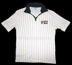 Fila White Line - Björn Borg jersey
