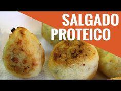 Oi pra você! Nesse vídeo mostro como fazer salgado de frango com batata doce na air fryer! Veja logo abaixo a receita detalhada. Veja mais vídeos aqui: https...