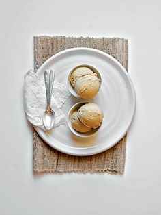Recipes from The Nest - Pumpkin Spice Ice Cream