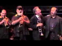 #VIDEO Las mejores trompetas Del Mundo. #Rocky theme