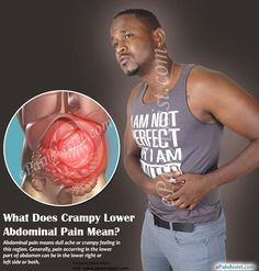 What Causes Crampy Lower Abdominal Pain & How is it Treated? Reproductive System, Abdominal Pain, Treats, Health, Sweet Like Candy, Goodies, Health Care, Sweets, Snacks