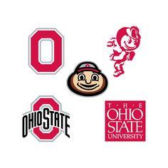 Ohio State Logo, Florida State University, Ohio State Football, Ohio State Buckeyes, College Football, Buckeyes Football, University Tips, University Logo, Oklahoma Sooners