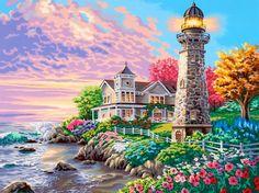 Majestic lighthouse - Other Wallpaper ID 1686102 - Desktop Nexus Abstract