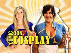 I love the ScreenTeam!!! Cosplay Is a Good Time by ScreenTeamShow (Welcome to Comic Con 2012!)