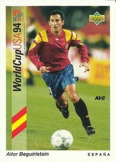 BEGUIRISTAIN (Selección Española - 1994)