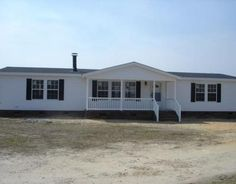 Mobile Home Porch On Pinterest Mobile Homes Mobile