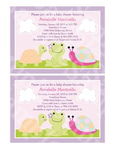 Check out this item in my Etsy shop https://www.etsy.com/listing/215873093/puddlesfrogturtlesnail-digital-baby