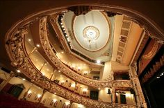 A lovely picture of Swansea Grand Theatre.