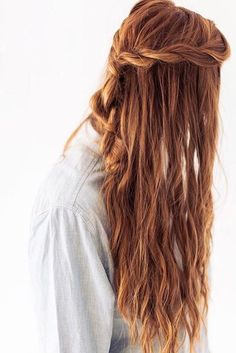 Cute Easy Hairstyles for Long Hair picture 3