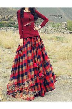 Bollywood Replica - Party Wear Red Printed Lehenga Choli - VT-1130-B