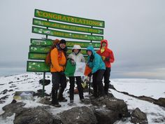 The Gildea Family trekked Kilimanjaro's Umbwe Route with Thomson Safaris in January 2013. The family members recall what made this trip a special experience