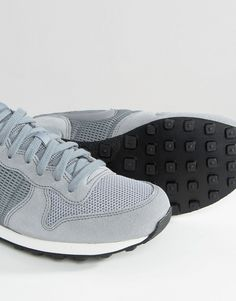 Bild 4 von Nike Internationalist – Graue Sneakers