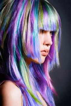 Consigli stilisti, tagli di capelli delle donne per i capelli lunghi 2015 foto il video