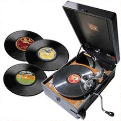 Historic Music Library 78 RPM Record Appraisals