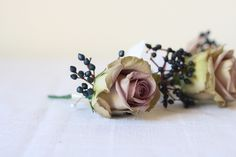 Button Holes by Passion for Flowers, via Flickr Flower Ideas, Buttonholes, Wedding Flowers, Floral Design, November, Dream Wedding, Passion, Ethnic Recipes, Food