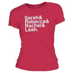 Hebrew Matriarch T-Shirt