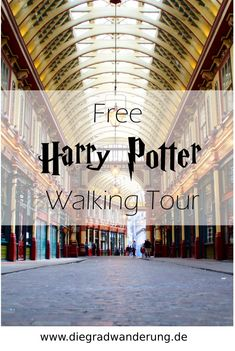 Harry Potter, Harry Potter Walk, Free Harry Potter Walk, Harry Potter Walking Tour London, London, Potter Trail