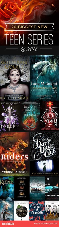 The best YA books to read from 2016. Books that both teens and adults will love.
