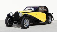 Bugatti Type 46 Coupé Superprofilée in the style of Jean Bugatti 1930