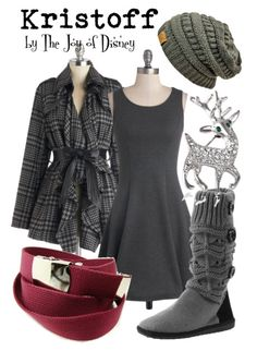 Outfit inspired by Kristoff from the movie Frozen! Frozen Inspired Outfits, Frozen Outfits, Disney Themed Outfits, Disney Inspired Fashion, Disney Bound Outfits, Frozen Clothes, Disney Clothes, Frozen Fashion, Cartoon Outfits