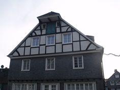 Giebel Altstadt Hückeswagen