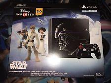 Sony PlayStation 4 Darth Vader Disney Infinity 3.0 Limited Edition Bundle