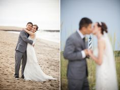 Outer Banks Real Wedding by Genevieve Stewart Photography at Inn on Pamilico Sound #destinationwedding