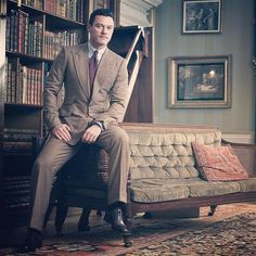Luke Evans Photoshoot. ( beauty and the Beast.)