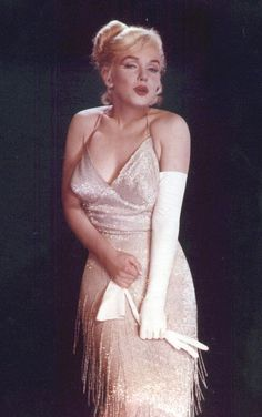 "Marilyn Monroe - ""Let's Make Love"" (1960) - Costume designer : Dorothy Jeakins"