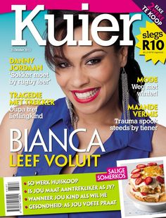 Kuier Afrikaans Magazine - Buy, Subscribe, Download and Read Kuier on your iPad, iPhone, iPod Touch, Android and on the web only through Magzter