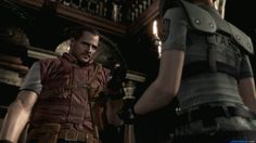 Resident Evil 2015 HD Remaster Trailer Revealed
