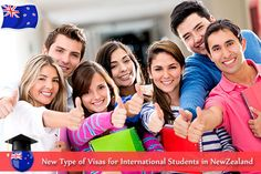 Good News for Students who are planning to Study in New Zealand for Higher Education.  New Zealand is testing a new kind of visa that make it easier to improve from one program to another program of Education for International Students.