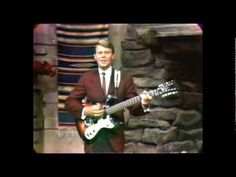 BILLY MIZE INTRO GLEN CAMPBELL - YouTube