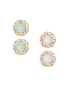Sorbet Scoop Earrings - JewelMint